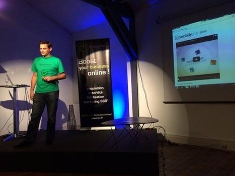 #Sociallymap : L'alimentation automatique des réseaux sociaux ... - Maddyness   Réseaux sociaux   Scoop.it