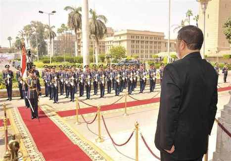 Mursi: July 23 revolution defining moment in Egypt's history   Égypt-actus   Scoop.it