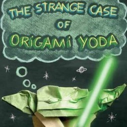 The Strange Case of Origami Yoda | Popular Children's & Young Adult Literature | Scoop.it