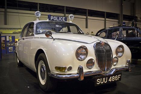 Jaguar MK2 Police   Jaguar Mk2 - Space, Grace, and Pace!   Scoop.it