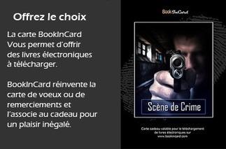 BookInCard - Bienvenue | livres numériques, tablettes, liseuses... | Scoop.it
