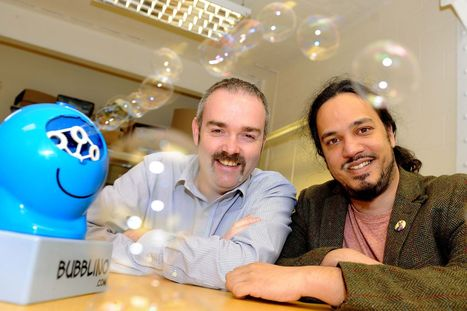 Meet the internet pioneers making 'enchanted objects' - Liverpool Daily Post | Objets connectés | Scoop.it