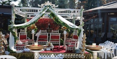 Decoration for Indian weddin | Business | Scoop.it