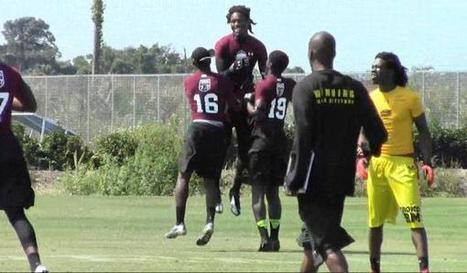 Football: IMG 7v7 Southeast Regional: South Florida Express Elite | sports | Scoop.it