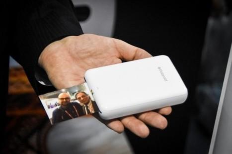 Polaroid muestra en Barcelona la Zip, su impresora para smartphones | Fotografía hoy | Scoop.it