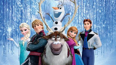 'Frozen: El reino de hielo', la película más feminista de Disney - RTVE.es | Cinema d'animació | Scoop.it