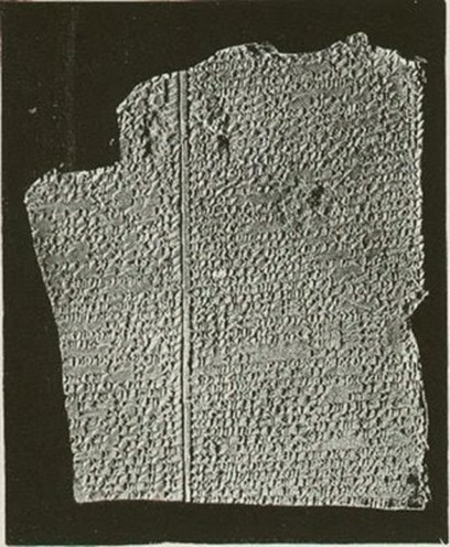 Hear The Epic of Gilgamesh Read in the Original Akkadian and Enjoy the Sounds of Mesopotamia | ART HISTORY | Scoop.it