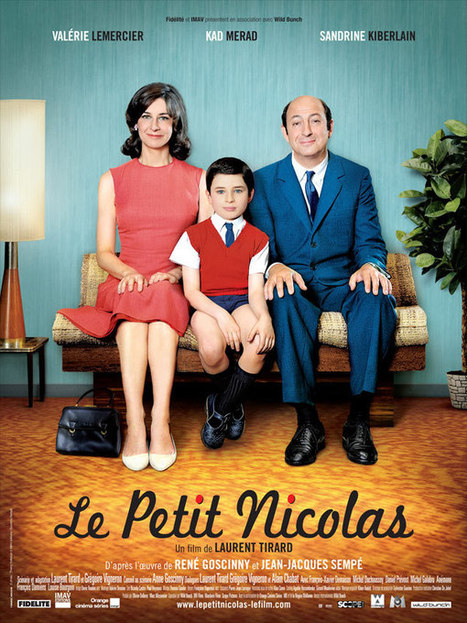 Le Petit Nicolas: Texte, Contexte, et Film | French 3 | Scoop.it