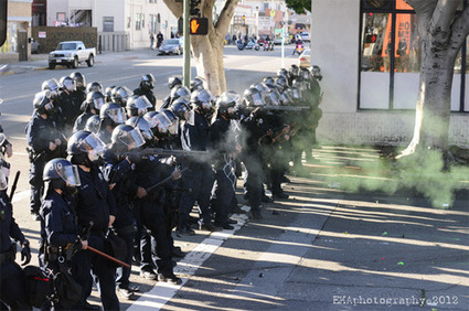 AnonOps Communications - #Anonymous Punish Police's Acts of Brutality @ #OccupyOakland | Criminal Justice in America | Scoop.it