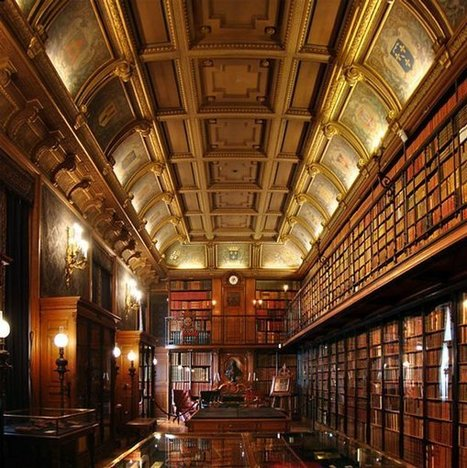 Top 32 des bibliothèques qui donnent envie de lire | Library & Information Science | Scoop.it