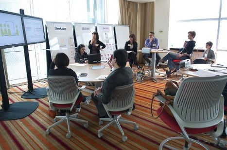 Marriott to innovate the future of meetings and work | 4Hoteliers | novadour | Scoop.it