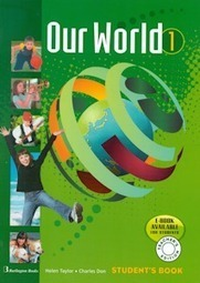 Burlington Books on clubEF Our World 1 - Senior A | clubEFL - English on the Net | Scoop.it