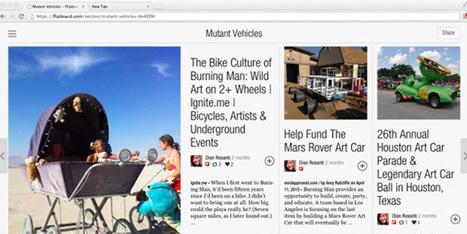 Flipboard ganha versão para desktop - Adnews - Movido pela Notícia | Mídias Sociais | Scoop.it