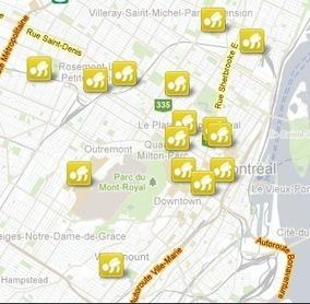 Première cartographie des ruchers montréalais - Nouvelles - Agriculture urbaine Montréal | Nourrir la ville | Scoop.it