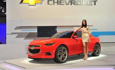 Amazing Car 2016 Chevrolet Camaro Future Technology | otoDriving | otoDriving - Future Cars | Scoop.it