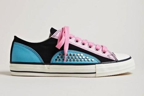 Comme des Garçons Homme Plus Studded Sneakers • Highsnobiety | COMME des | Scoop.it