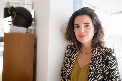 Interview : Margaux - Startup Backpack - Les Petits Frenchies | entrepreneurship - collective creativity | Scoop.it