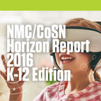 NMC/CoSN Horizon Report > 2016 K-12 Edition | 3D Virtual-Real Worlds: Ed Tech | Scoop.it