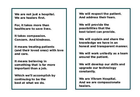 Super specialty Hospital in Bangalore | Best Health Care | Vikram Hospital | India | vikramhospitalseo | Scoop.it