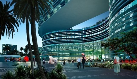 Arquitectonica Takes Over Miami Beach Convention Center From OMA - ArchDaily | Luxury Real Estate | Scoop.it