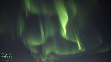 Ultra-High-Definition Footage of the Northern Lights As Seen in Fairbanks, Alaska [VIDEO] | Things for you | Scoop.it