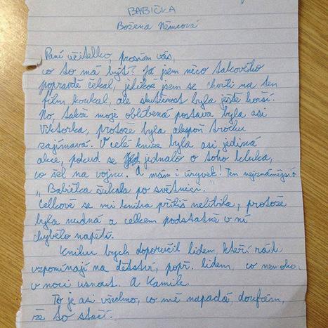 Krkavčí matka: Requiem pro Boženu Němcovou aneb proč jsem pro zrušení povinné četby | Gramotnost | Scoop.it