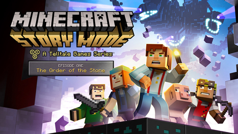 Minecraft's story mode means more action, less dirt farming | iPhones and iThings | Scoop.it
