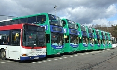 Bosses buzzing after Dundee takes delivery of electric buses | Business Scotland | Scoop.it