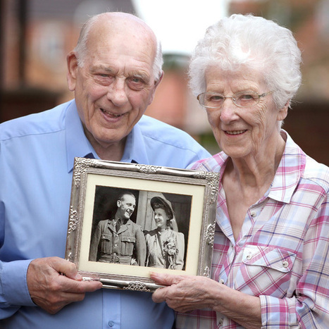 Couple marks 70th wedding anniversary, shares unusual secret | Troy West's Show Prep | Scoop.it