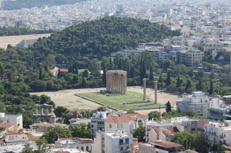 Caminar a la sombra de la Acrópolis | Griego clásico | Scoop.it