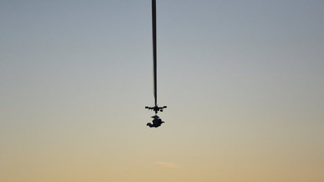 Alan Eustace, Google, Jumps From Top of Stratosphere, Falling Faster Than The Speed of Sound | Amazing Science | Scoop.it