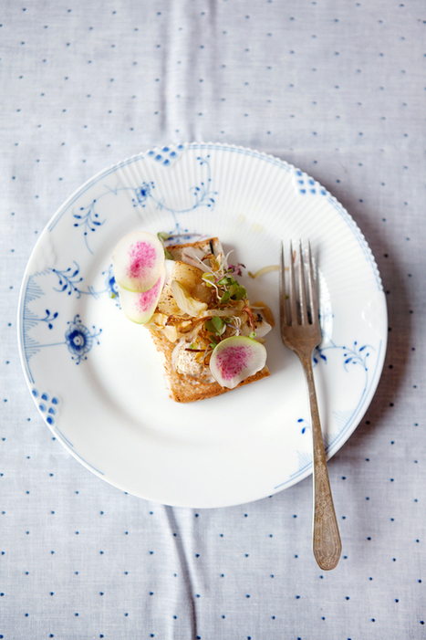 A story about home… and some lunch recipes - Cannelle et Vanille   Foodie   Scoop.it