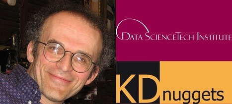 Big Data & Data Science Conference with Gregory Piatetsky-Shapiro – 26/05/2016 – Sophia Antipolis | Transmedia Think & Do Tank (since 2010) | Scoop.it