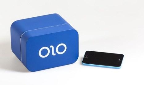 OLO - L'impression 3D bientôt mobile et low-cost - Tinynews | Geeks | Scoop.it