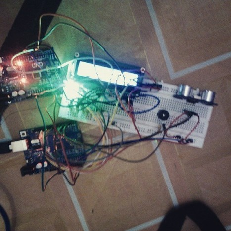 Geekery — #arduino #2arduino#smartparking by rendiichsan... | Raspberry Pi | Scoop.it
