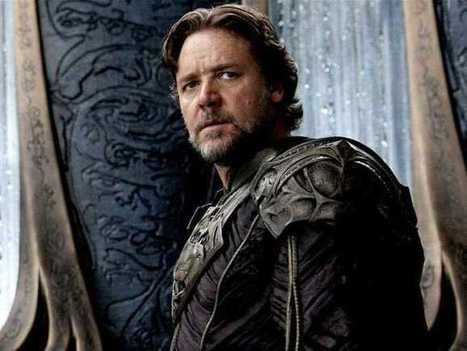 Russell Crowe Would Return For 'Man Of Steel' Prequel - Business ... | American Gangster Russell Crowe Leather costume | Scoop.it