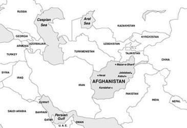 The Taliban, the US and the resources of Central Asia - World Socialist Web Site | Taliban | Scoop.it