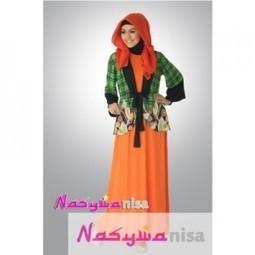 Trend Busana Muslim Hijab Fashion 2013   MauOrder.Com   Advertising   Scoop.it