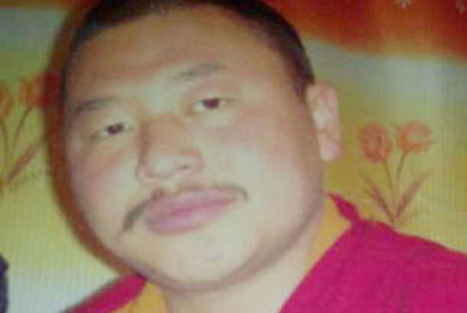 "A Buddhist Monk From Shingtri Monastery In Tibet Disappeared | ""Asian Spring"" 