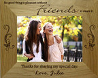 best friend picture frame on Etsy, a global handmade and vintage marketplace.   My Best Friend Memories   Scoop.it