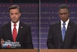 Obama Distracted By Inner Monologue And Altitude During SNL Presidential Debate | Littlebytesnews Current Events | Scoop.it