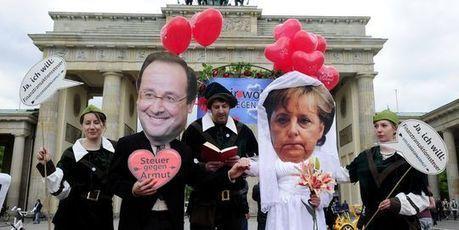 Merkel, Hollande et le traité européen : les clés pour comprendre | bambou148 | Scoop.it