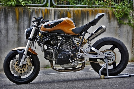 MATADOR By Radical Ducati (2012) | Ductalk Ducati News | Scoop.it