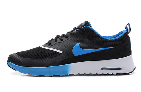 Fast Shipping Nike Air Max Thea Print Mens Black Blue Shoes UK Outlet Websites   uk-nike-air-max-cheap   Scoop.it
