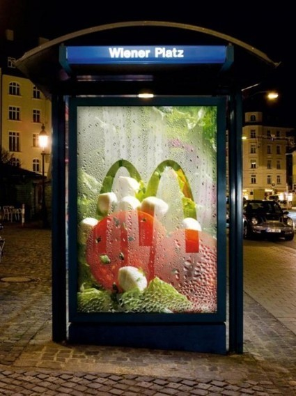 12 opérations de street marketing par McDonald's | Publiz - Inspiration graphique et publicité créative | Stratégie marketing | Scoop.it