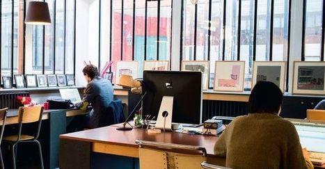 Paris se met au coworking | Immobilier entreprise | Scoop.it