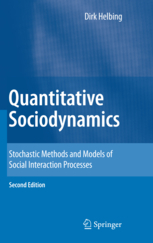 Quantitative Sociodynamics | FuturICT Books | Scoop.it