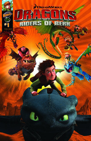 From Ducks to Dragons: Translating a DreamWorks Franchise into Print | Transmedia: Storytelling for the Digital Age | Scoop.it
