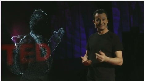 Magic and Storytelling — A Kinect-enhanced augmented reality performance | Kinect Hacks | Innovations in e-Learning | Scoop.it