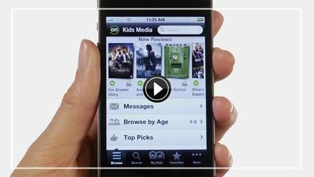 Parental app to recommend children's apps, video games, movies and more | iGeneration - 21st Century Education | Scoop.it